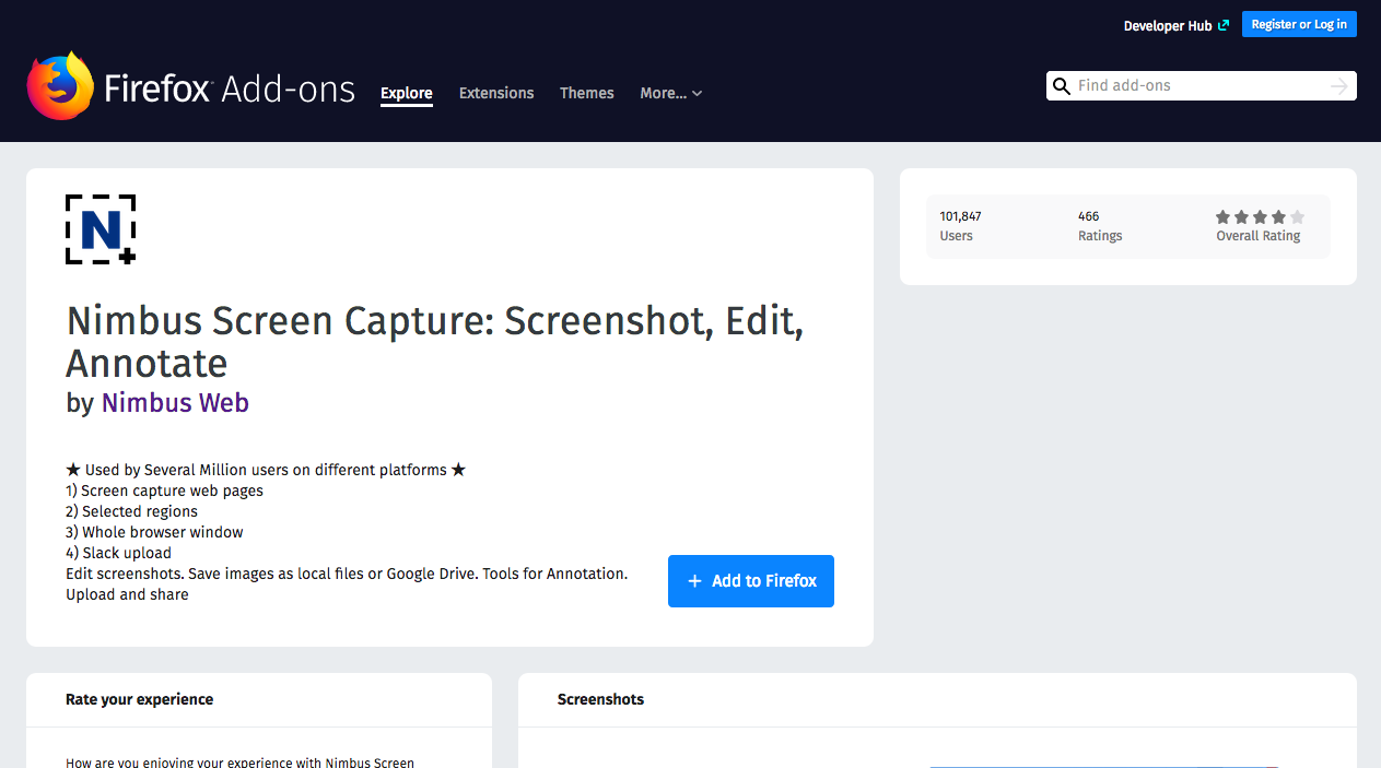 Try This Amazing Screenshot Tool – Brennen Smith